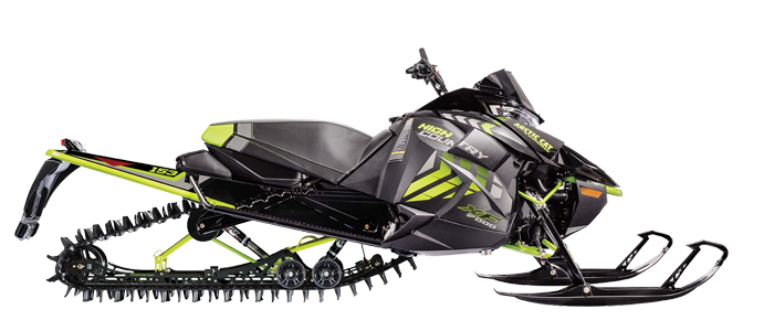 XF9000 High Country LTD 153