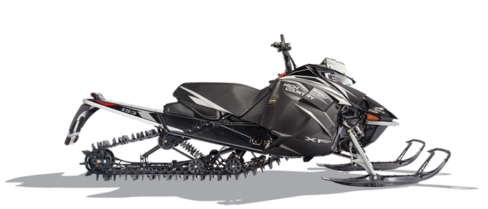 2019 XF9000 High Country LTD 153""