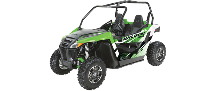 WILDCAT 700i TRAIL XT 4x4